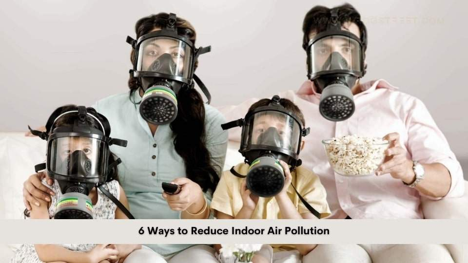 6 Ways to Reduce Indoor Air Pollution