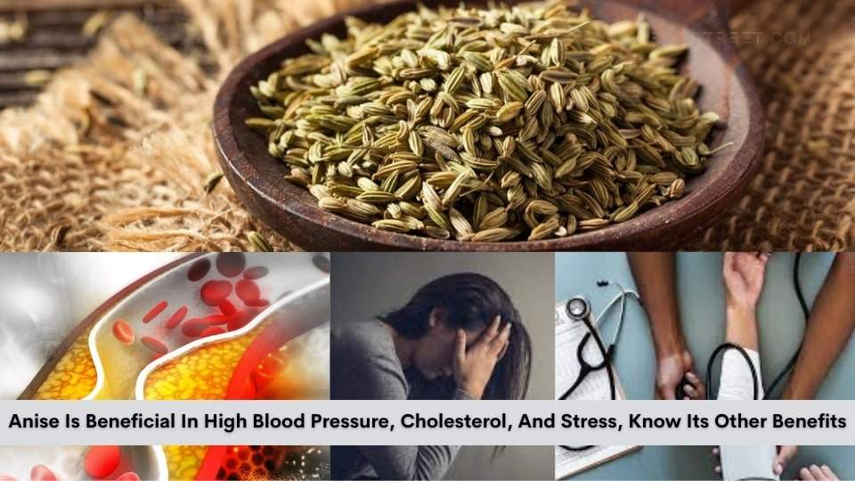 Anise Is Beneficial In High Blood Pressure, Cholesterol, And Stress, Know Its Other Benefits