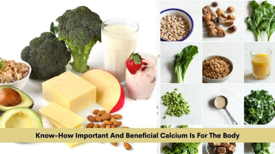 Know-How Important And Beneficial Calcium Is For The Body