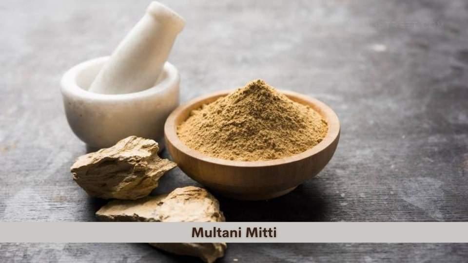 Multani Mitti Health Benefits