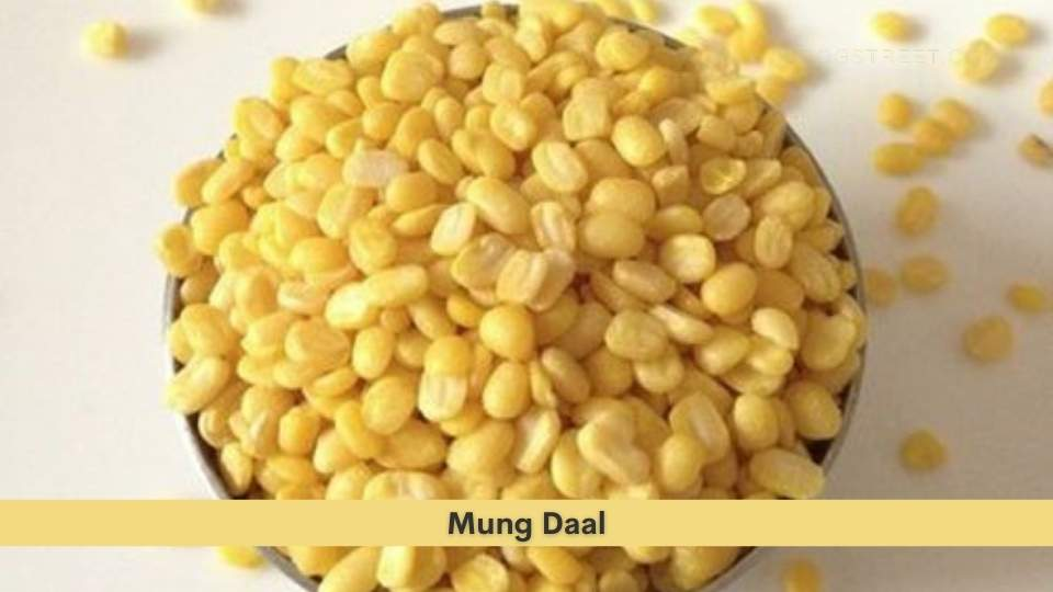 Mung Daal Health Benefits