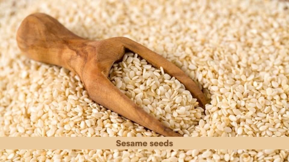 Sesame Seeds Health Benefits