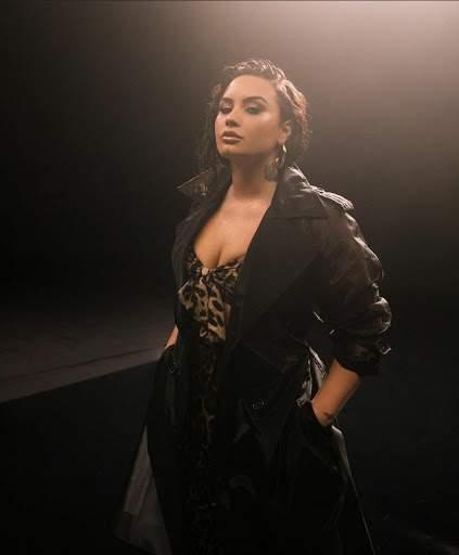 Singer Demi Lovato Opens Up on Her Eating Disorder