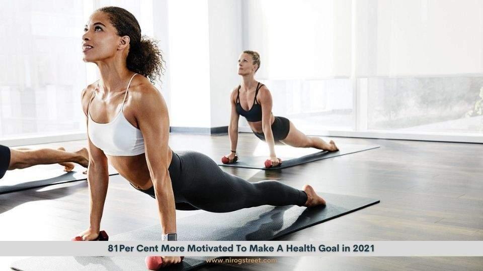 Make A Health Goal