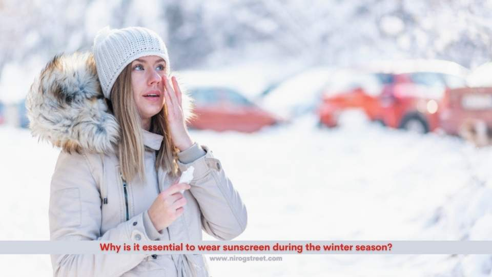 Sunscreen in the Winter