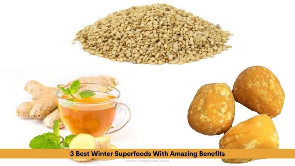 Best Winter Superfoods