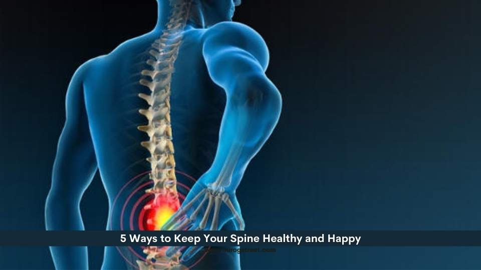 Spine Healthy and Happy