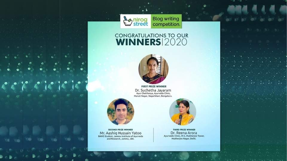 Nirogstreet has Announced Winners of Blog Writing Competition
