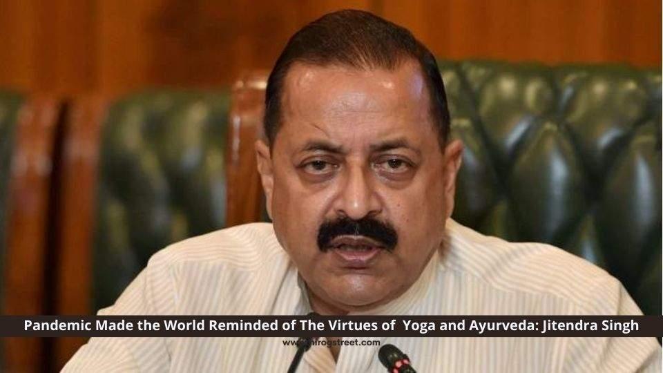 virtues of  Yoga and Ayurveda