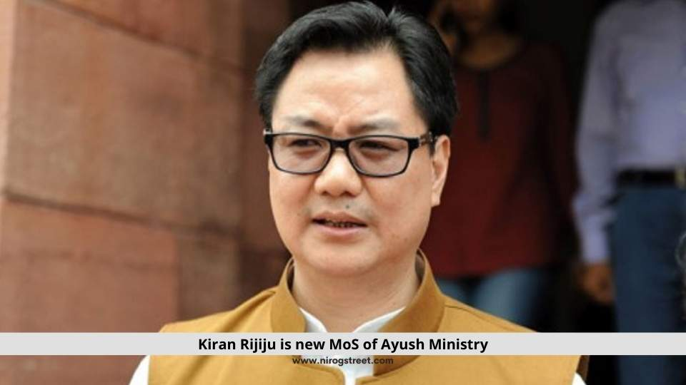 New MoS of Ayush Ministry