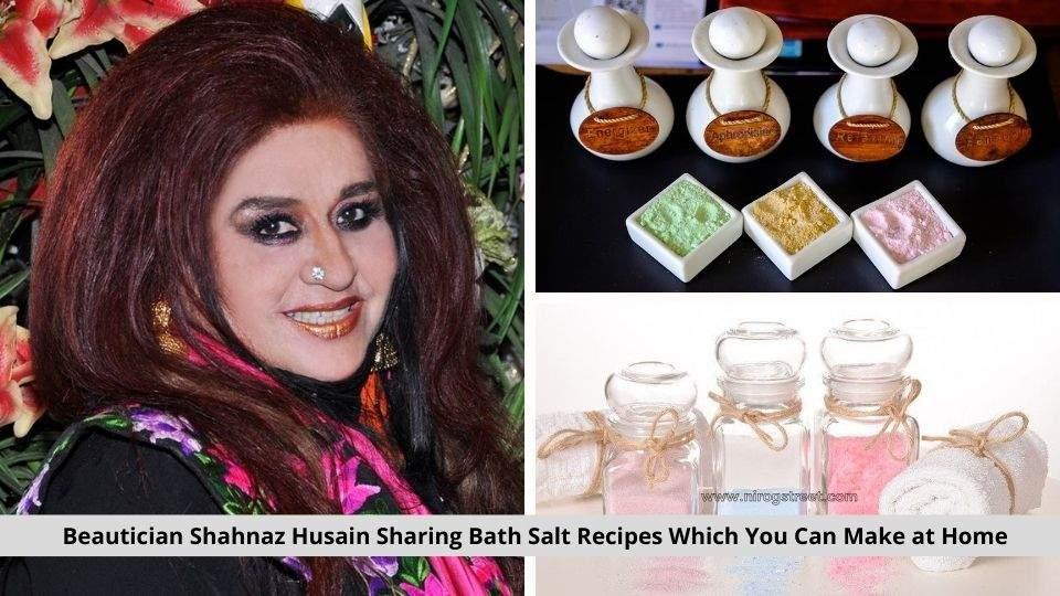 Bath Salt Recipes