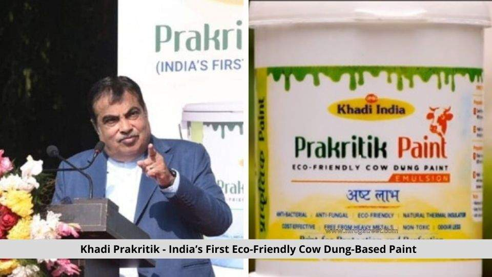 Eco-Friendly Cow Dung-Based Paint