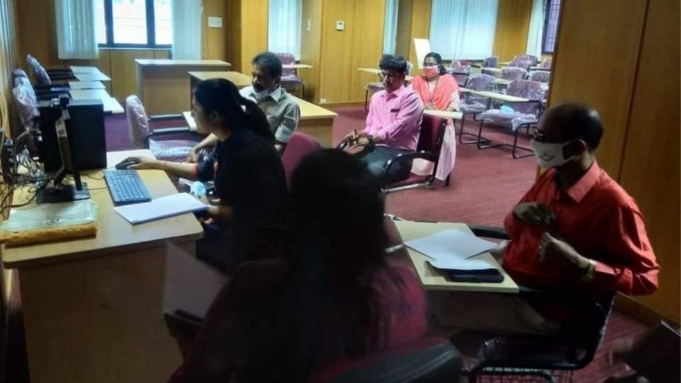Inauguration of Certificate course on Panchakarma therapy at NARIP - राष्ट्रीय आयुर्वेद अनुसंधान संस्थान में पंचकर्म पर सर्टिफिकेट कोर्स