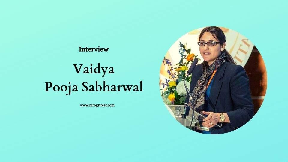Dr. Pooja Sabharwal