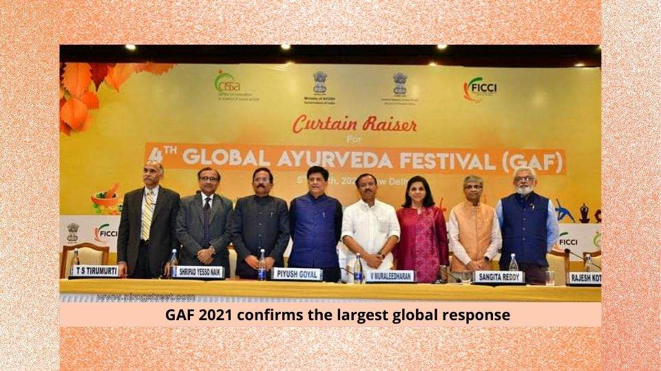 Global Ayurveda Festival News