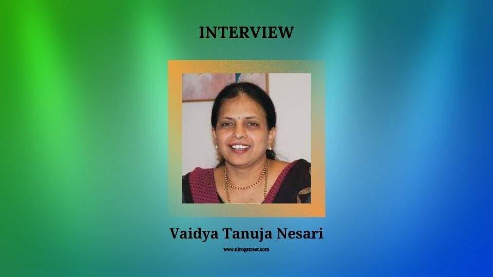 Interview with Tanuja Nesari