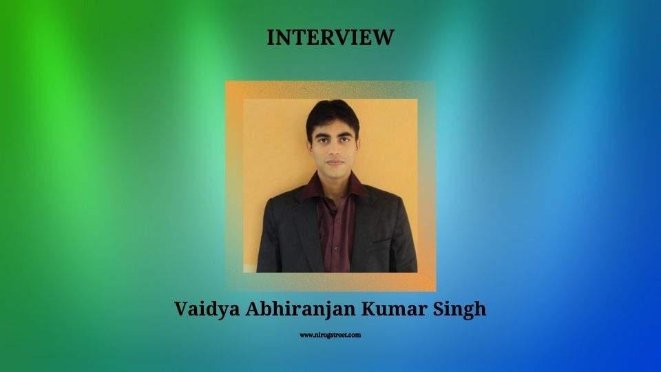 Dr. Abhiranjan Kumar Singh ayurveda