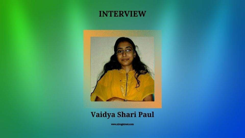 Dr. Shari Paul interview with Nirogstreet