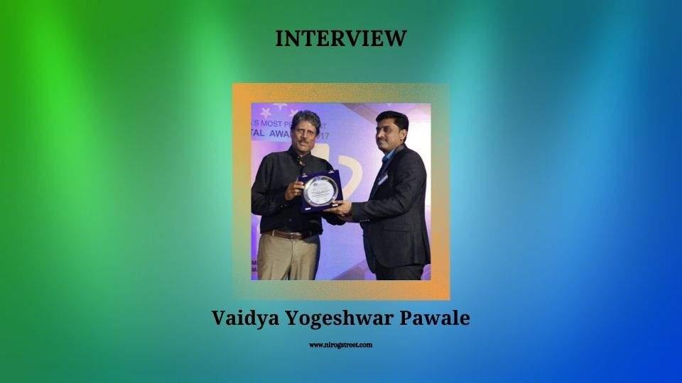 Dr. Yogeshwar Pawale