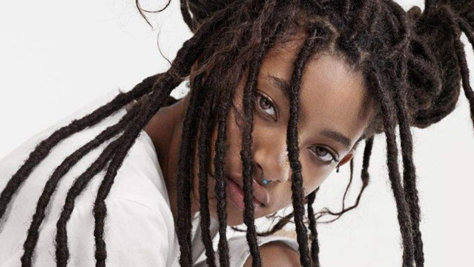 American singer Willow Smith