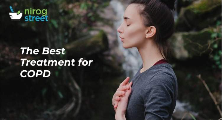 the best treatment for COPD