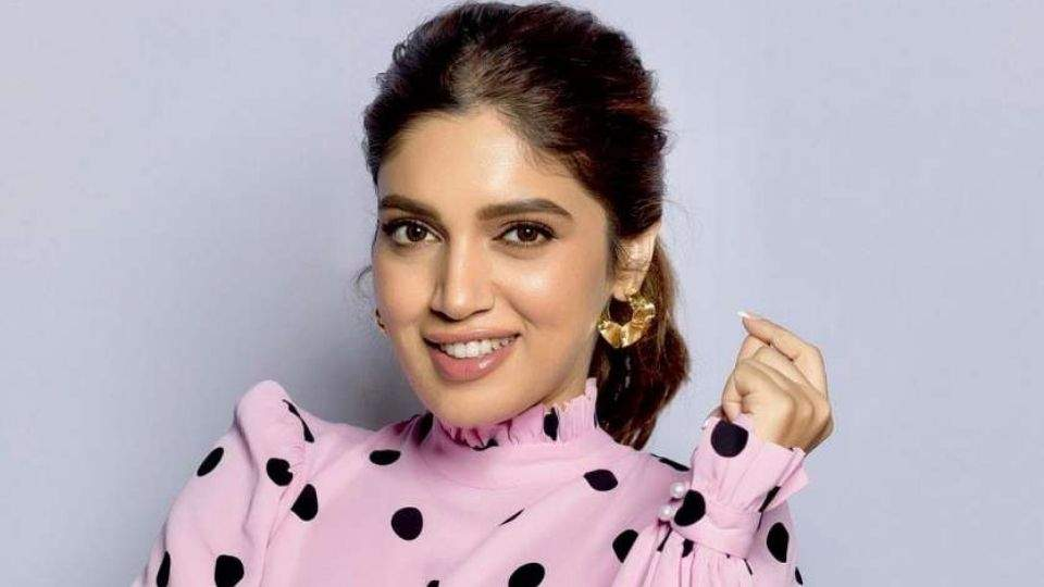 Bhumi Pednekar female actor