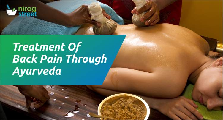 Back Pain Treatment With Ayurveda