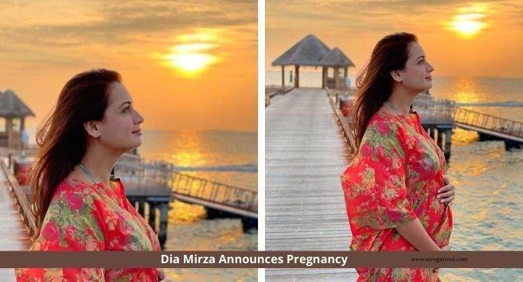 Actor Dia Mirza