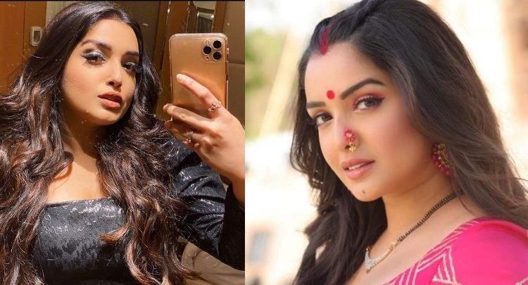 Bhojpuri Actress Amrapali Dubey images