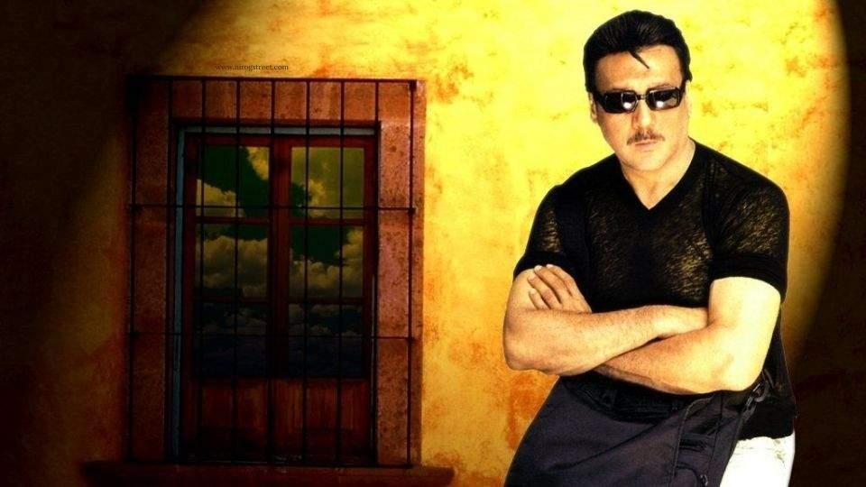 Bollywood actor Jackie Shroff
