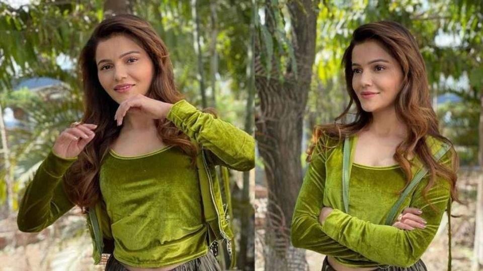 actress rubina dilaik images