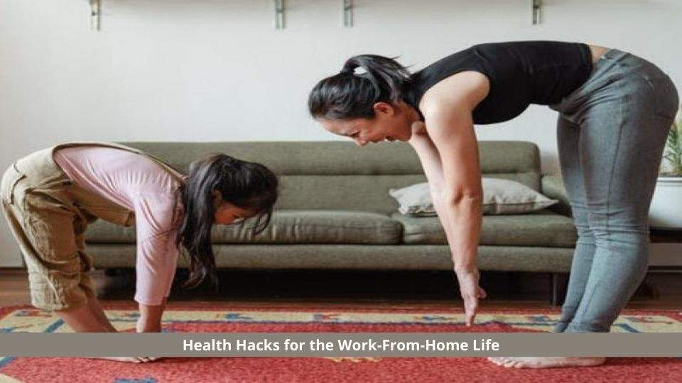 health hack for work from home