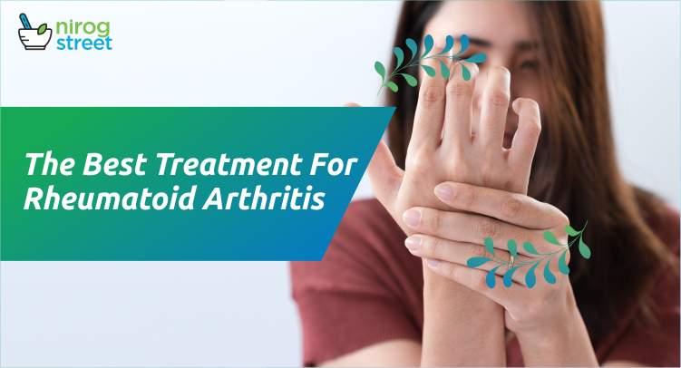 The Best Treatment For Rheumatoid Arthritis