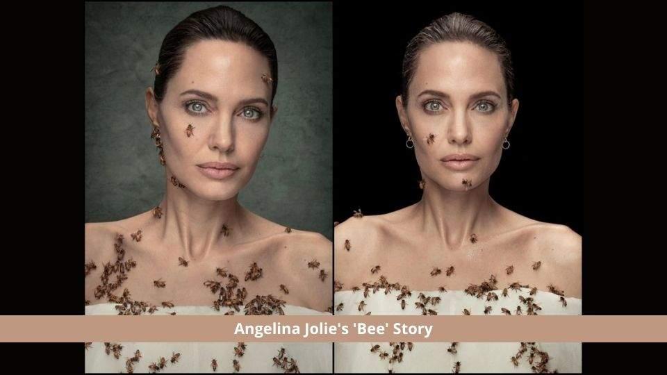 Angelina Jolie's 'Bee' Story