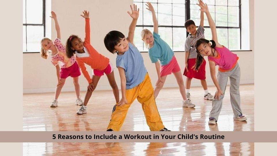 workout for children