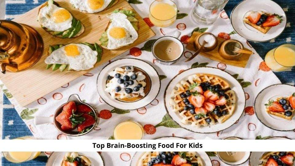 Brain-Boosting Food For Kids