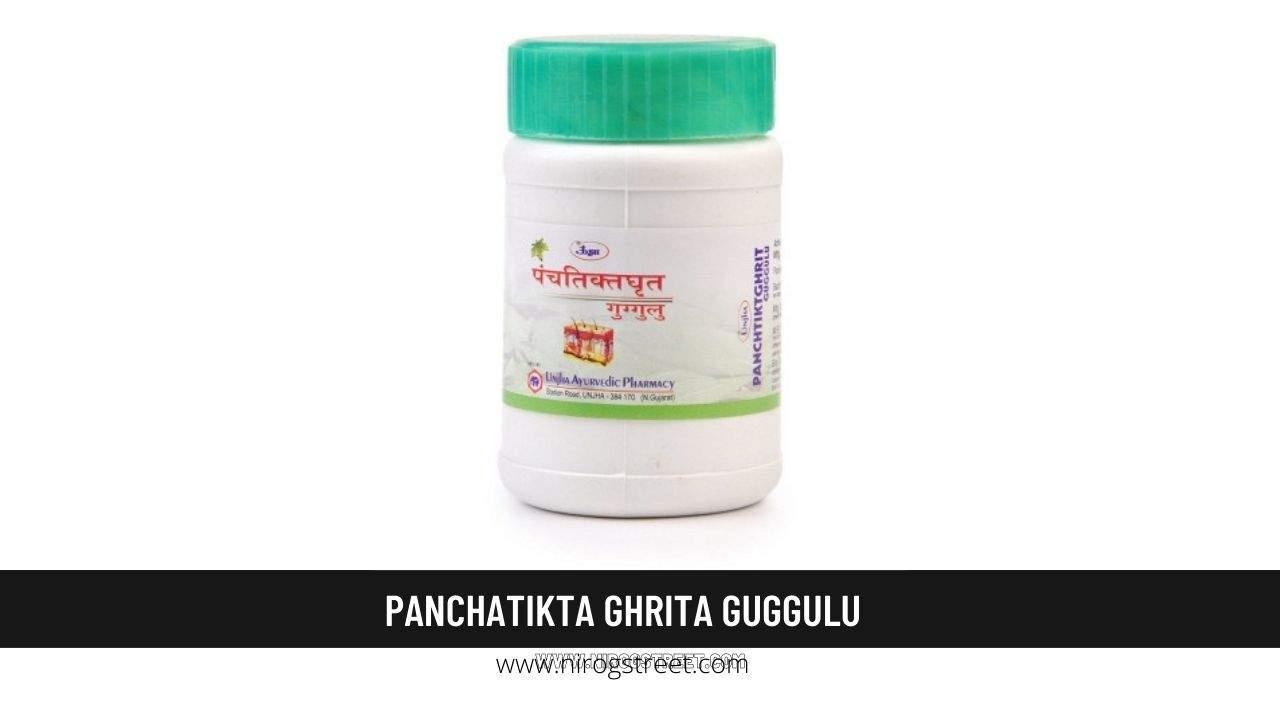 Panchatikta Ghrita Guggulu