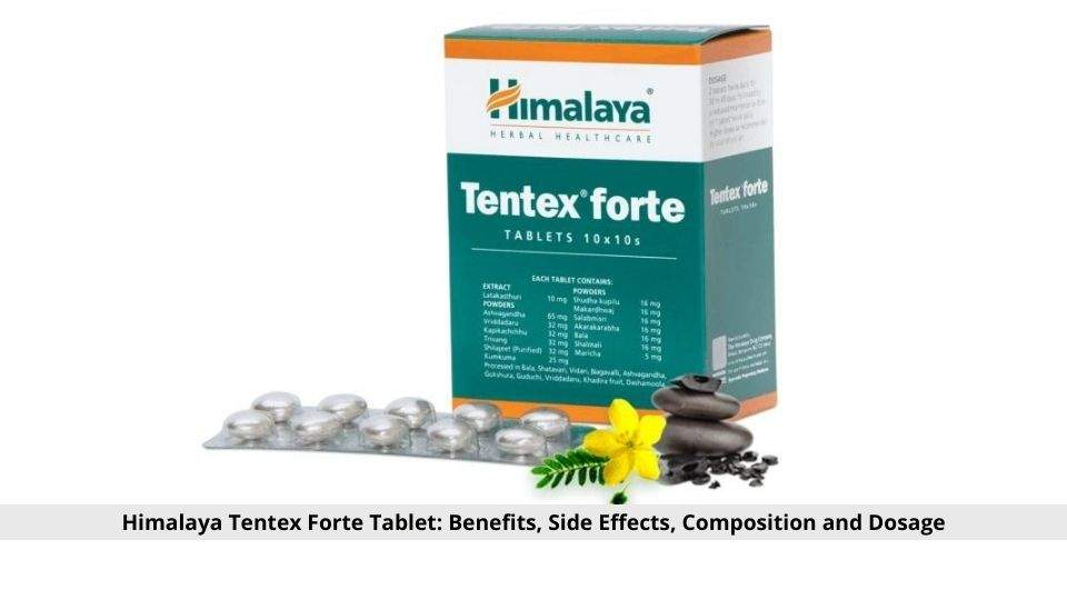 Himalaya Tentex Forte Tablet Benefits And Side Effects