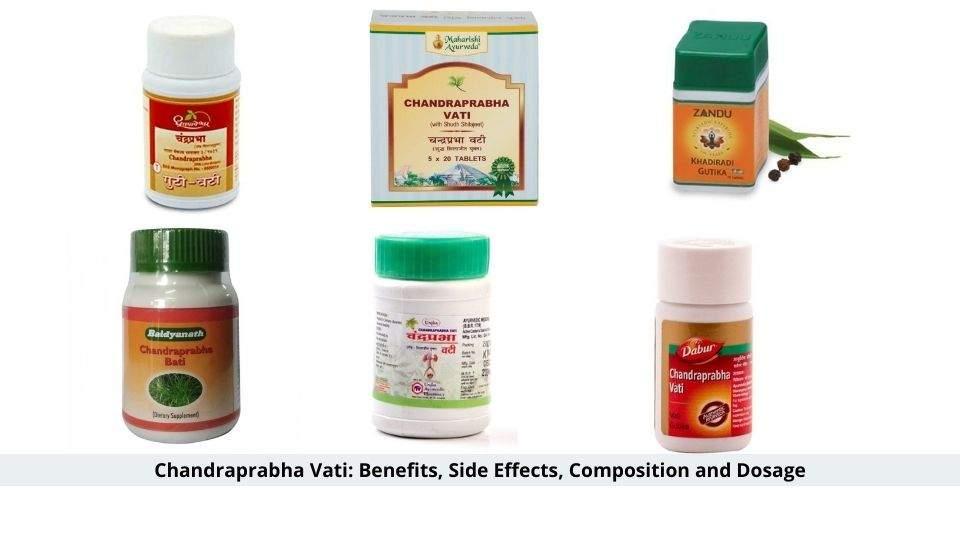 Chandraprabha Vati Benefits And Side Effects