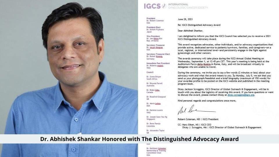 Dr Abhishek Shankar