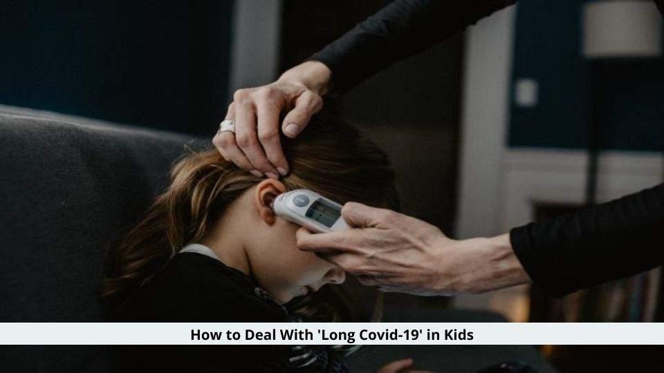 Covid19 in Kids