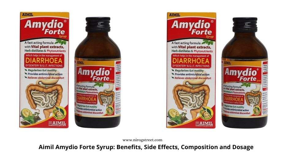 Aimil Amydio Forte Syrup Benefits