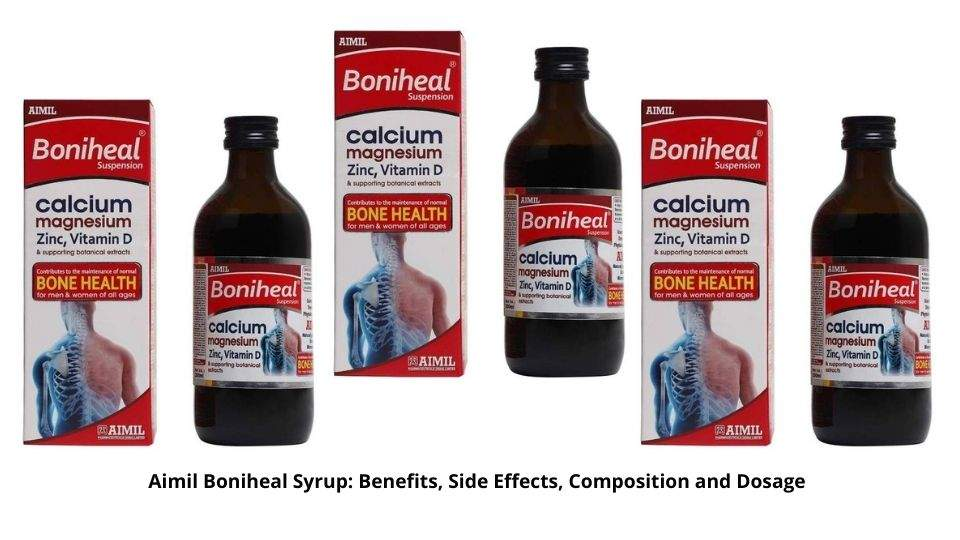 Aimil Boniheal Syrup Benefits