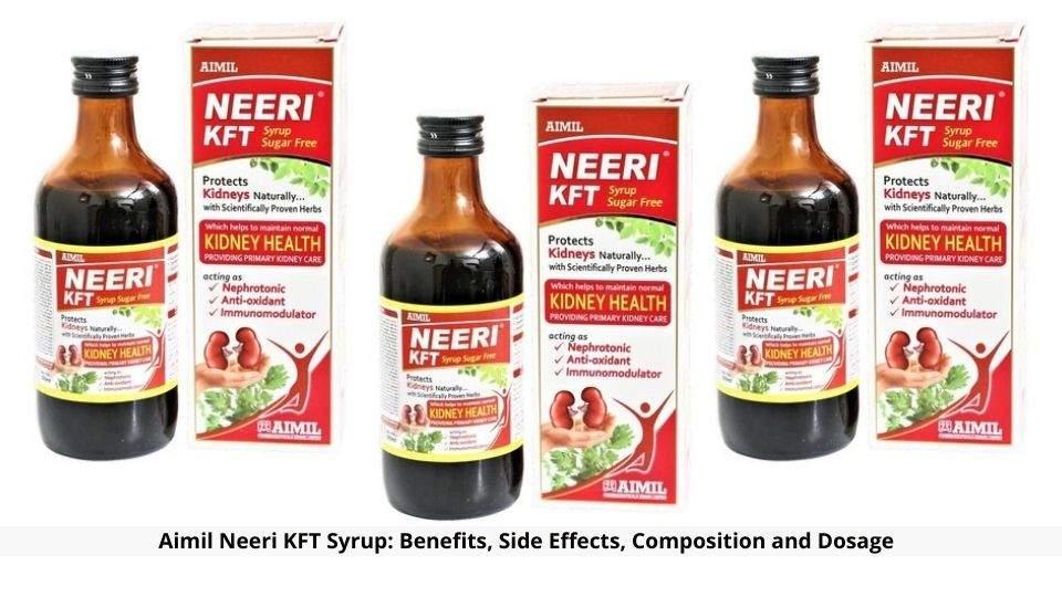 Aimil Neeri KFT Syrup Benefits