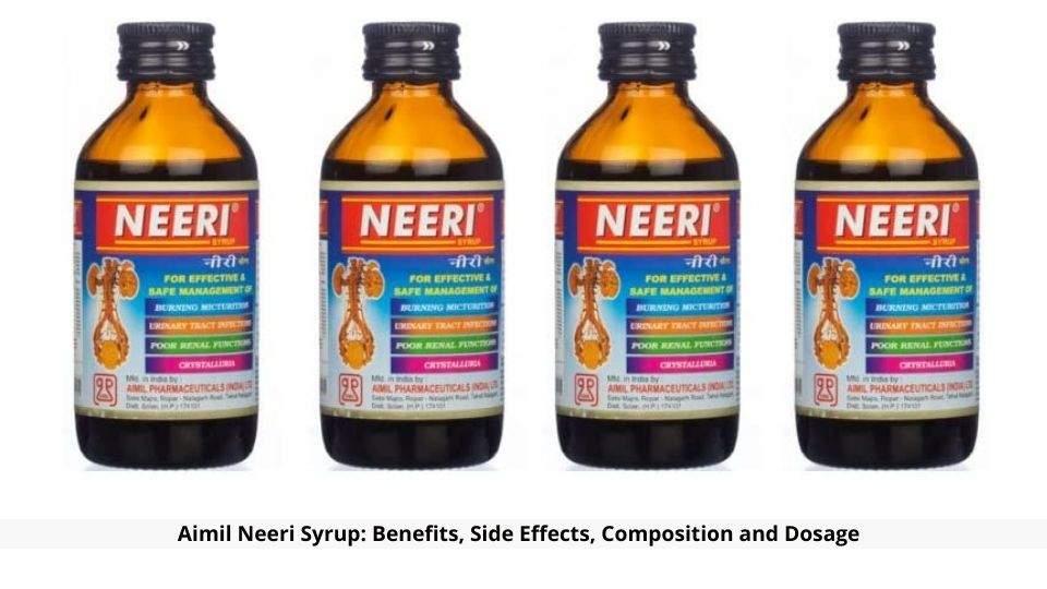 Aimil Neeri Syrup Benefits