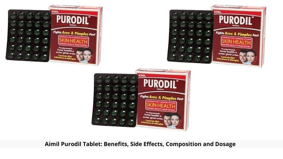 Aimil Purodil Tablet Benefits