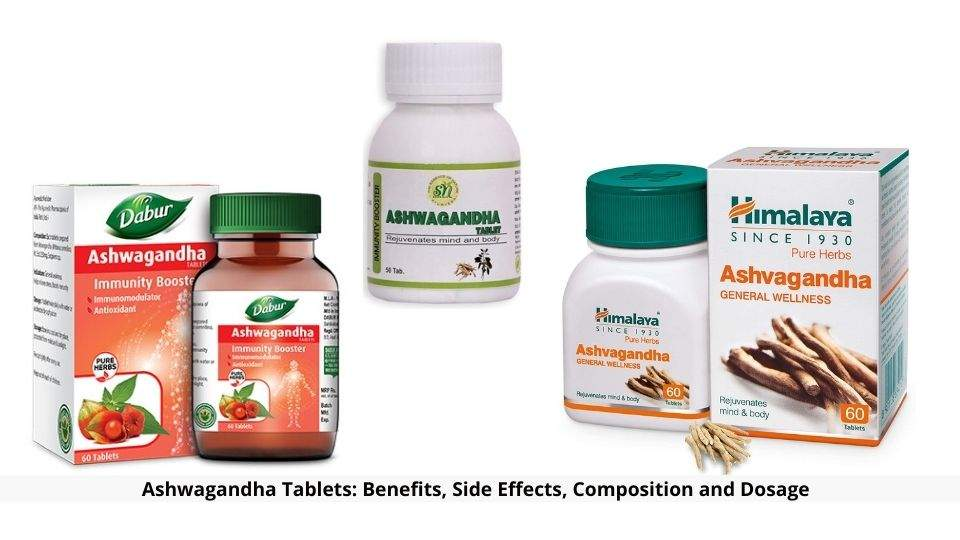 Ashwagandha Tablets Benefits And Side Effects