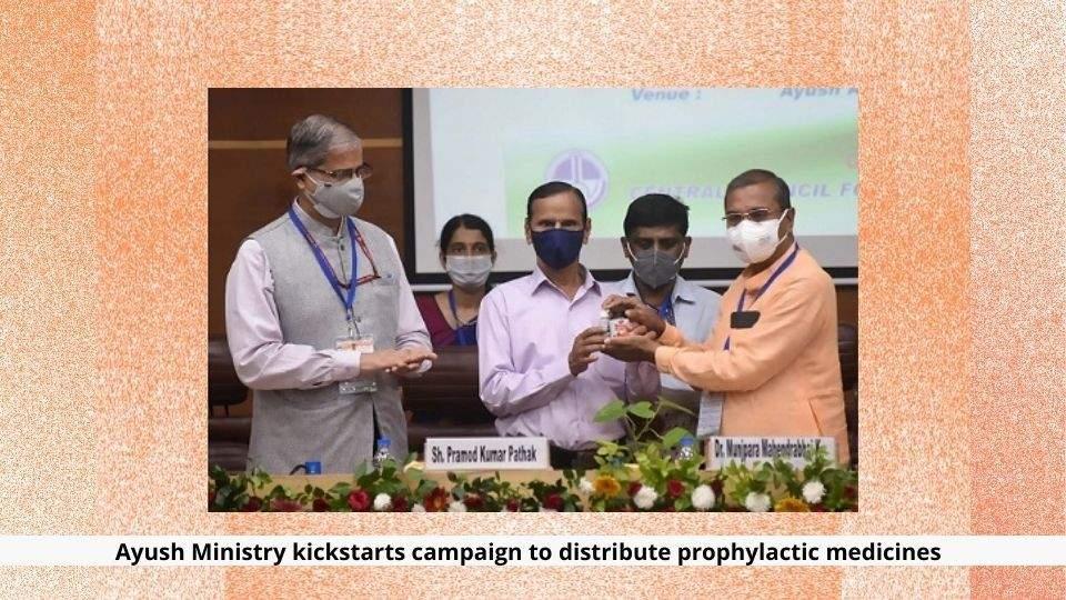 Distribute Prophylactic Medicines