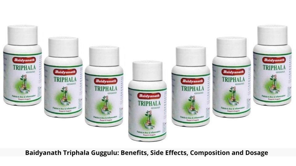 Baidyanath Triphala Guggulu Benefits
