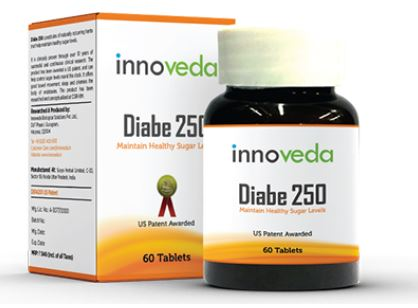 AYURVEDIC MEDICINE FOR DIABETES - DIABE250